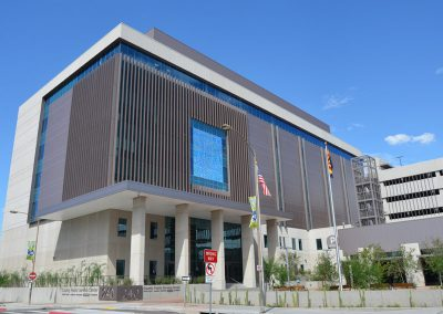 Pima County : Downtown Court Complex