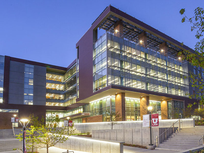 University of Utah : S.J. Quinney College of Law